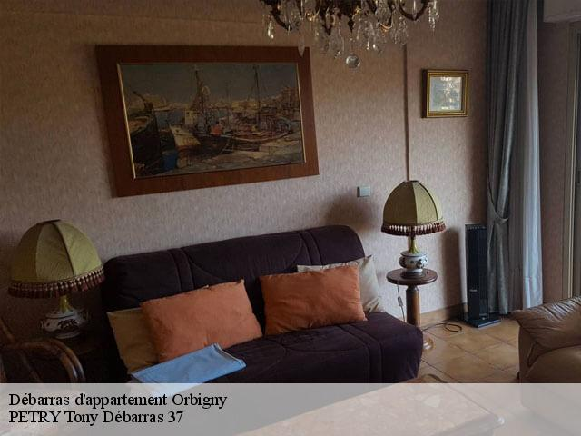 Débarras d'appartement  37460